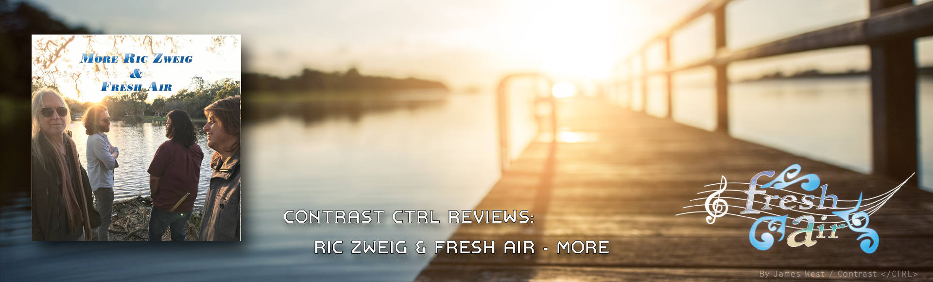 "Review Time: Ric Zweig & Fresh Air ""More"""