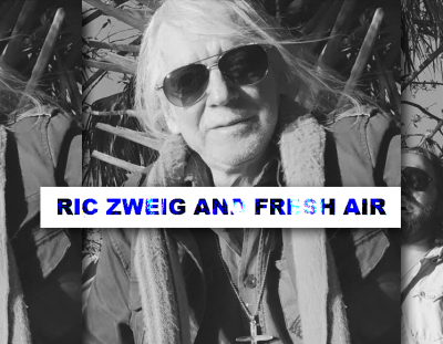 Music That Matters: Ric Zweig