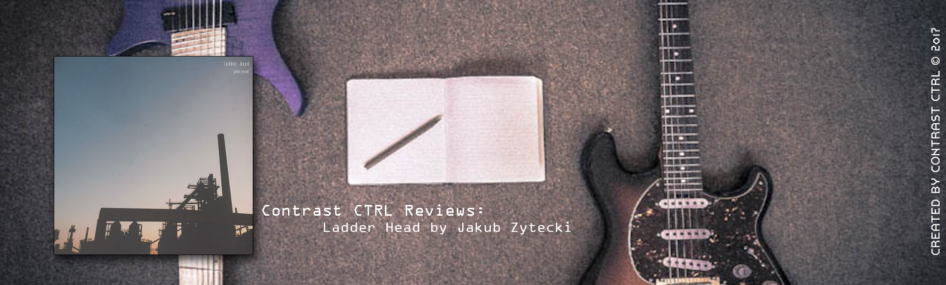 Review: Jakub Zytecki – Ladder Head