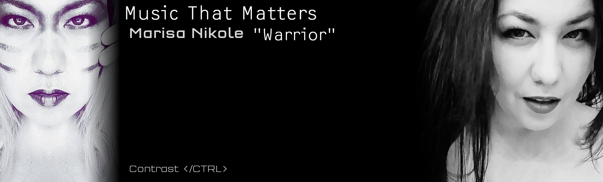 "Music That Matters: Marisa Nikole ""Warrior"""