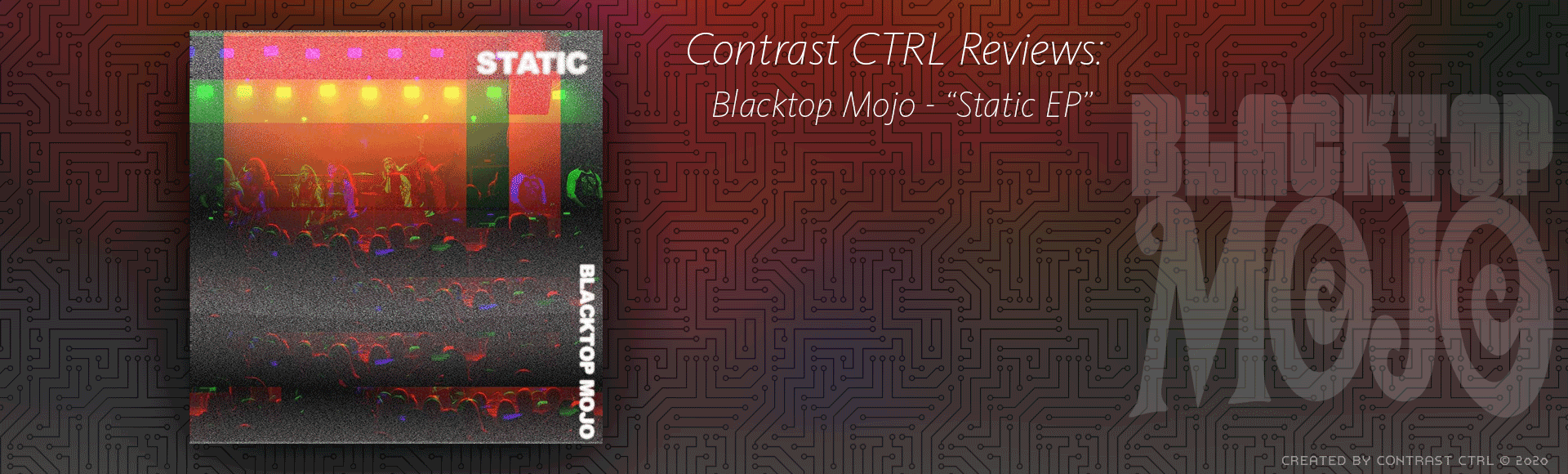 Review: Static EP by Blacktop Mojo