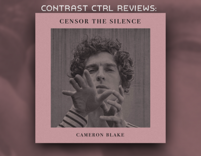 Review: Censor The Silence by Cameron Blake