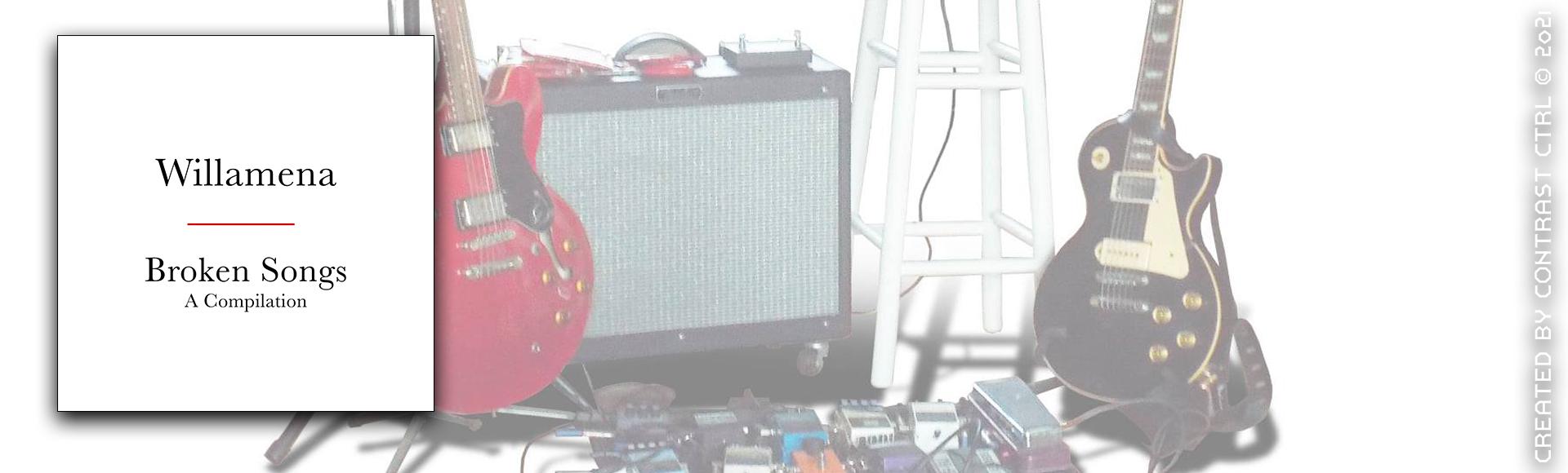 Review: Willamena – Broken Songs A Compilation